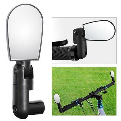 Adjustable 360 Degree Rotate Rear View Mirror Bicycle Road Bike Handlebar