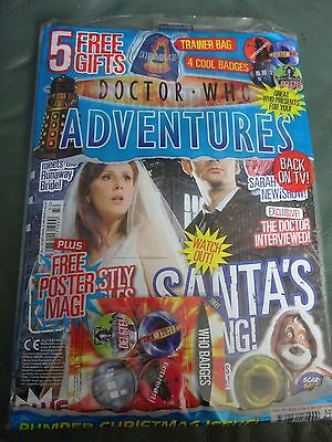 Doctor Who Comic With 5  Free Gifts