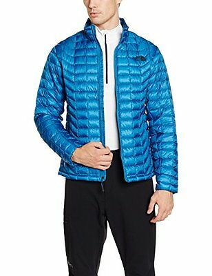 Blu/Banff Blue (TG. Large) The Norh Face Thermoball Full Zip Giacca Sportiva, Bl