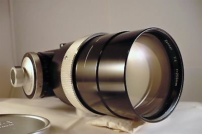 Zeiss Contarex Olympia Sonnar 250 f 4 n.3969720