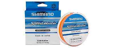 Shimano Speedmaster Tapered Surf leader 10 x 15m. Various breaking strains