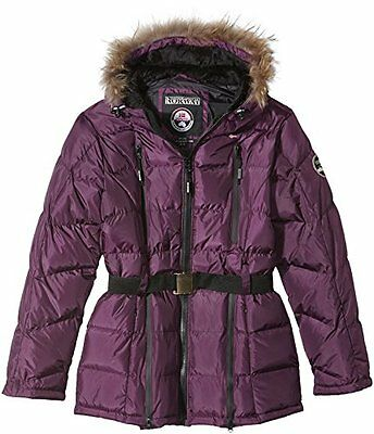 Viola - viola (TG. XL) Geographical Norway - Giacca invernale Archipel, da donna