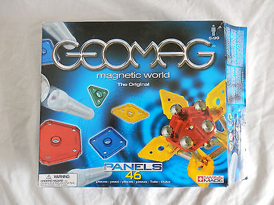 Geomag Magnetic World Panels 46 Complete