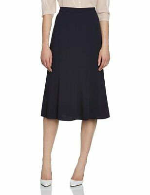 Blu (Blue (Navy)) (TG. IT 46 (Taglia produttore: 40)) Basler - Gonna Donna, Blu