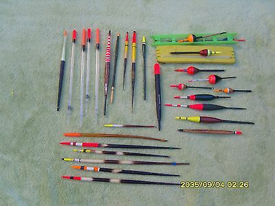 Job Lot Of Vintage Fishing Floats