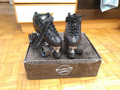 SIze 5 Rookie Ruckus Derby Roller Skates with Box