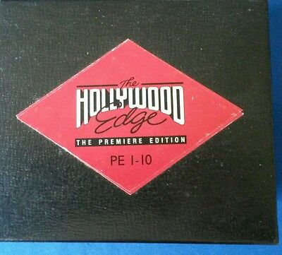 The Hollywood Edge Sound Effects