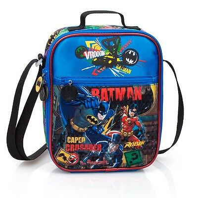 Premium Batman Cooler Insulated Lunch Bag School Bag Special Offer