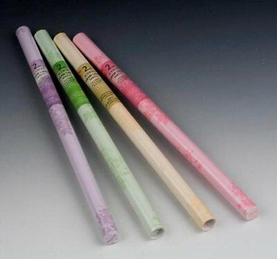 Scented Drawer Liners 43.5cm X 58.5cm (Total 4 sheets)