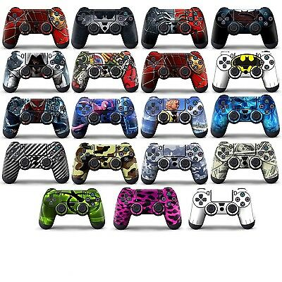 PS4 controller decal sticker skin autocollant pour Dualshock 4 manette