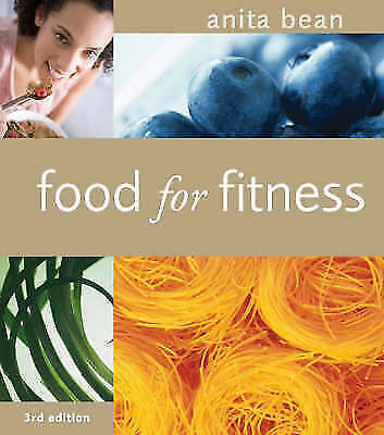 Food for Fitness by Anita Bean (Paperback, 2007)-9780713681284-G012