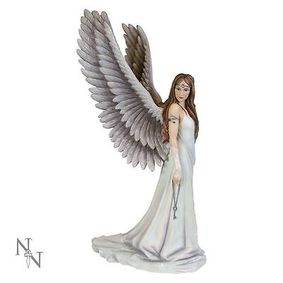 Nemesis Now - Limited Edition Angel Spirit Guide Figurine by Anne Stokes - 43cm