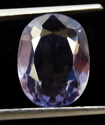 9.60 Ct Exclusive! Unheated Rare Oval Shape Color Change Alexandrite Gemstone