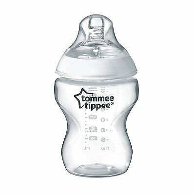 Tommee Tippee Closer to Nature Anti-Colic Bottles, 9 Ounce