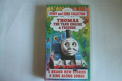 Thomas the Tank Engine VHS Video