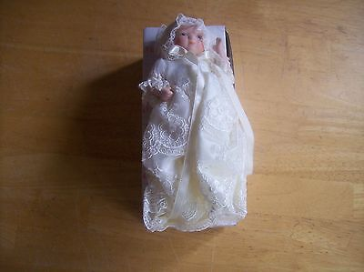 Show Stopper Victorian Porcelain Baby MINT IN BOX