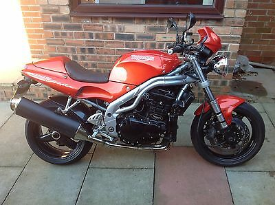 Triumph speed triple T509 SORRY NOW SOLD