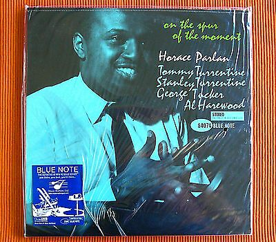 HORACE PARLAN - ON THE SPUR OF THE MOMENT  Out Of Print Music Matters 45rpm 2LP