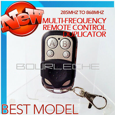 Multi-Frequency Universal Garage Remote Control Duplicator 433 868 315 418 MHz++