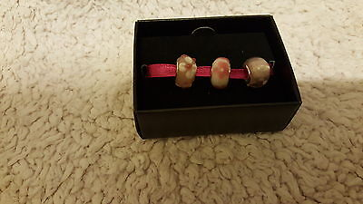 New In Box ROSE TREASURE BEAD SET (combined postage accepted)