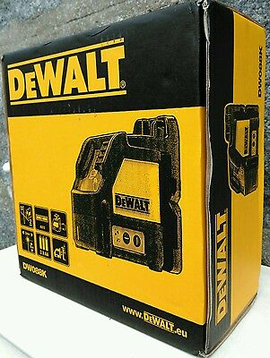DeWalt DW088K Self Levelling Line Laser *Brand New In Box*