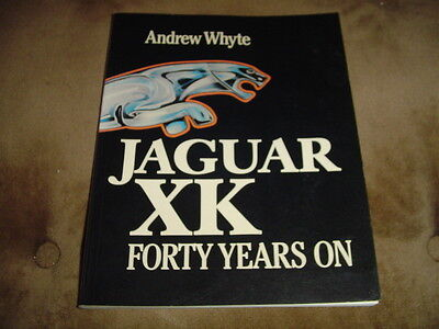 jaguar xk forty years on