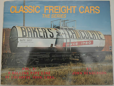 Classic Freight cars the series