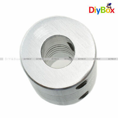 8x8mm CNC Motor Jaw Shaft Coupler 8mm To 8mm Flexible Coupling OD 20x26mm Handy