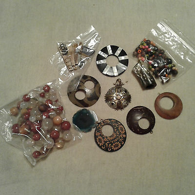 Job Lot Beads For Jewellery Making