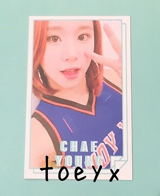 Twice Chaeyoung Page Two Thailand Edition Official Card