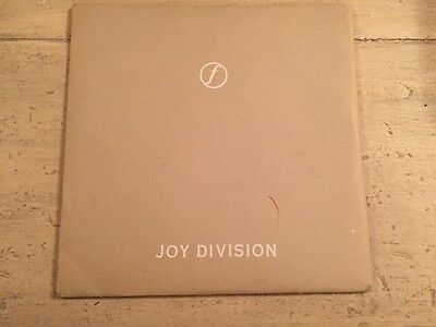 Joy Division Still LP Cover only, no records