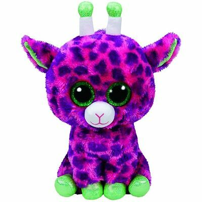 Gilbert Giraffe�Beanie Boo Medium 13 inch - Stuffed Animal by Ty (37142)
