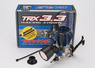 Hobby Remote Control Traxxas Tra5407 3.3 Engine Ips Shaft W/Pull Start Engines