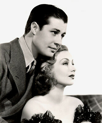 Ann Sothern and Don Ameche UNSIGNED photo - H3639 - Fifty Roads to Town