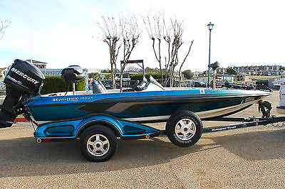 2008 Ranger 188 Dvx With 2008 Mercury Optimax 150 Hp And Trailer No Reserve