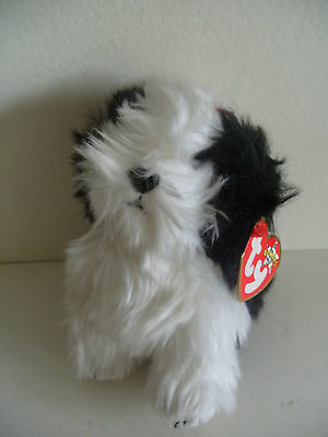 Nwt Ty Beanie Baby Poofie - The Sheepdog