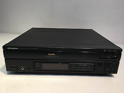 Pioneer CLD-1070 LaserDisc Player CD CDV LD Player (no Remote)