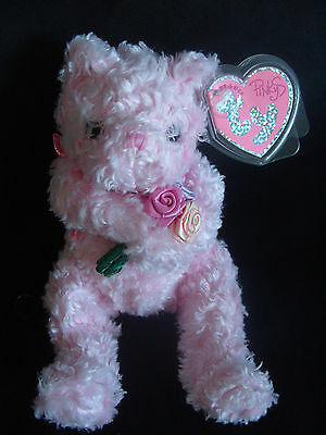 Nwt Ty Beanie Baby Pinkys Radiance The Pink Bear
