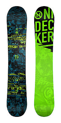 NIDECKER SCORE JUNIOR - All Mountain - 16/17 143 cm XL (UVP