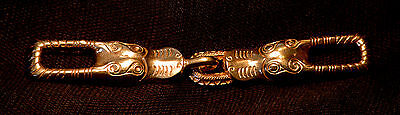 Clasp with Animal Head design - CC15