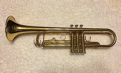 Yamaha Advantage YTR-200AD Trumpet WITH Case. 100% Authentic. FREE Shipping
