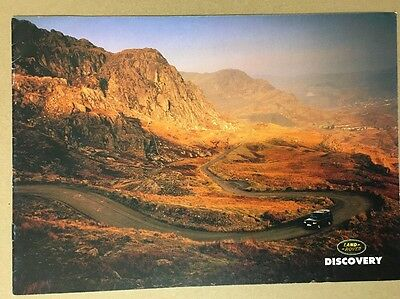 Car Brochure - 1994 Land Rover Discovery - Italy