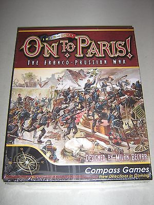 On to Paris: The Franco-Prussian War 1870-1871 (New)