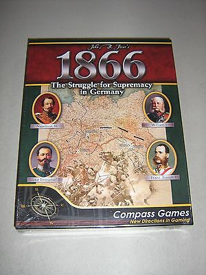 1866: The Struggle for Supremacy in Germany (New)