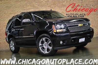 2011 Chevrolet Tahoe LTZ Sport Utility 4-Door Chevrolet Tahoe LTZ NAVI BACKUP CAM REAR TV 3RD ROW