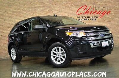 2014 Ford Edge SE Sport Utility 4-Door 2014 Ford Edge SE ONE OWNER CLEAN LOCAL TRADE