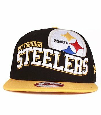 Casquette Snapback New Era Steelers Wave