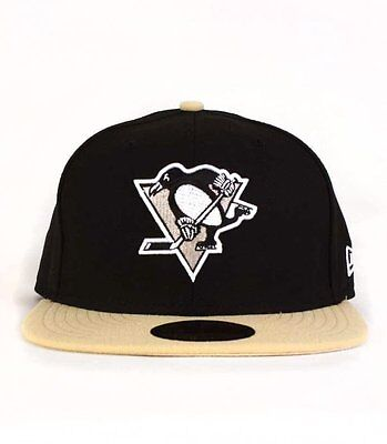 Casquette New Era Penguins Basic Team NHL