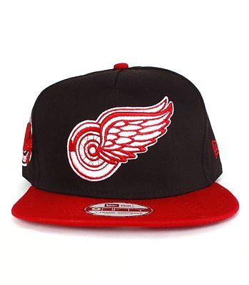 Casquette snapback New Era RedWings Said