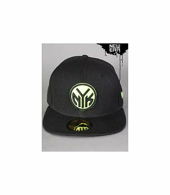 Casquette New Era NYK Seas Basic noir, jaune